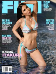 FHM South Africa – July 2019