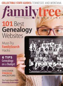 Family Tree USA – September 2019