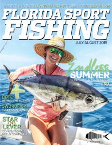 Florida Sport Fishing – July-August 2019