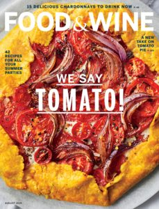 Food & Wine USA – August 2019