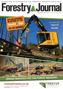Forestry Journal – July 2019