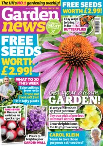 Garden News – 23 July 2019