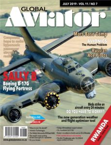 Global Aviator South Africa – July 2019