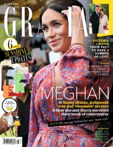 Grazia UK – 09 July 2019
