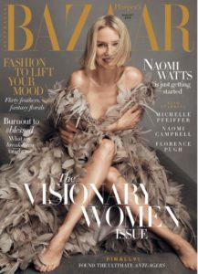 Harpers Bazaar Australia – August 2019