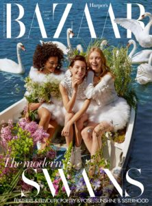 Harpers Bazaar UK – August 2019