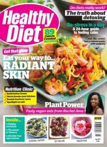 Healthy Diet – August 2019