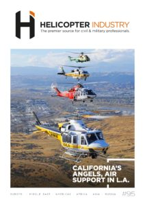 Helicopter industry – Issue 95, 2019