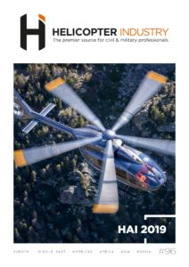Helicopter industry – Issue 96, 2019
