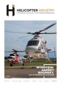 Helicopter industry – Issue 97, 2019