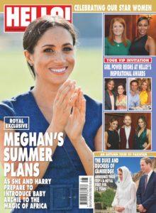 Hello! Magazine UK – 15 July 2019
