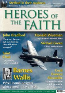 Heroes of the Faith – August 2019