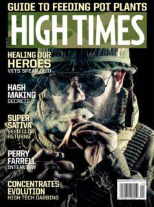 High Times – September 2019