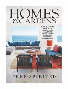 Homes & Gardens UK – August 2019