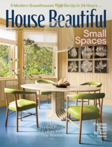 House Beautiful USA – July 2019