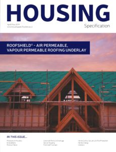 Housing Specification – April-May 2019