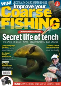 Improve Your Coarse Fishing – July 2019