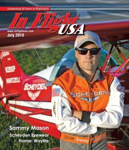 In Flight USA – July 2019