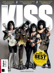 Kiss The Complete Story – First Edition 2019