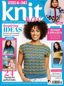 Knit Now – August 2019