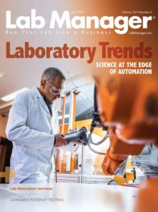 Lab Manager – July 2019