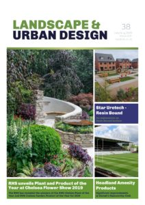 Landscape & Urban Design – July-August 2019