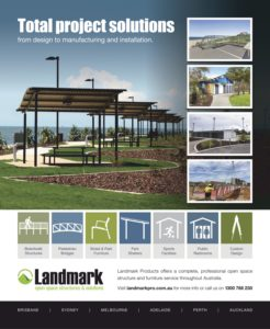 Landscape Architecture Australia – August 2019