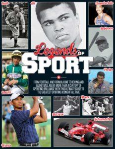 Legends Of Sport – July 2016