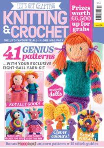 Lets Get Crafting Knitting & Crochet – September 2019