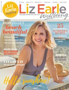 Liz Earle Wellbeing – July-August 2019