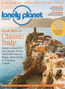 Lonely Planet Traveller UK – August 2019