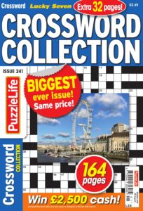 Lucky Seven Crossword Collection – July 2019