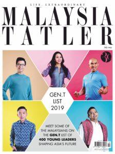 Malaysia Tatler – July 2019