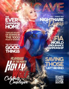 Mancave Playbabes – July-August 2019