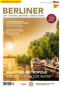 Marco Polo Berliner – Juli 2019