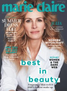Marie Claire UK – August 2019