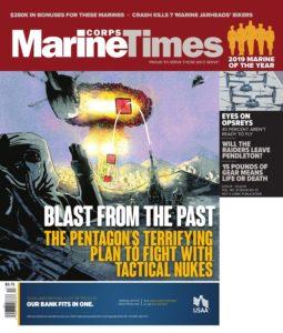 Marine Corps Times – July 2019