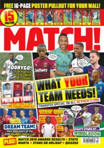 Match! – July 02, 2019