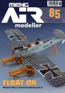 Meng AIR Modeller – August-September 2019