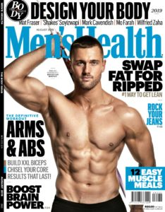 Mens Health South Africa – August 2019