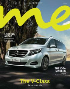 Mercedes-Benz India – April-June 2019