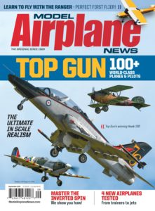 Model Airplane News – October 2019