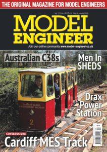 Model Engineer – 18 July 2019