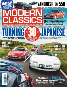 Modern Classics Magazine – August 2019