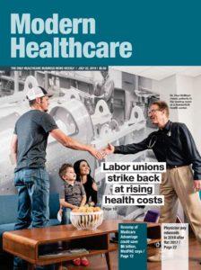 Modern Healthcare – July 22, 2019