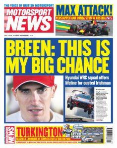 Motorsport News – July 03, 2019