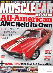 Muscle Car Review – August 2019