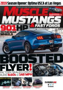 Muscle Mustangs & Fast Fords – September 2019
