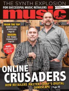 Music Inc. Magazine – May 2019