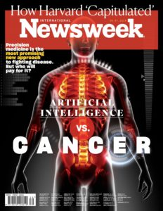 Newsweek International – 26 July 2019